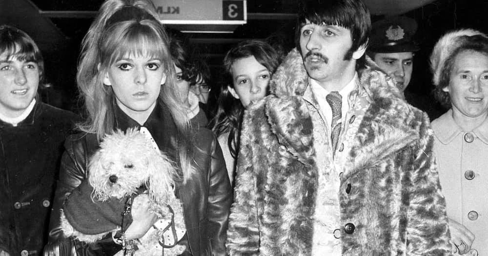 Ringo Starr Maureen Cox (Hairdresser)
