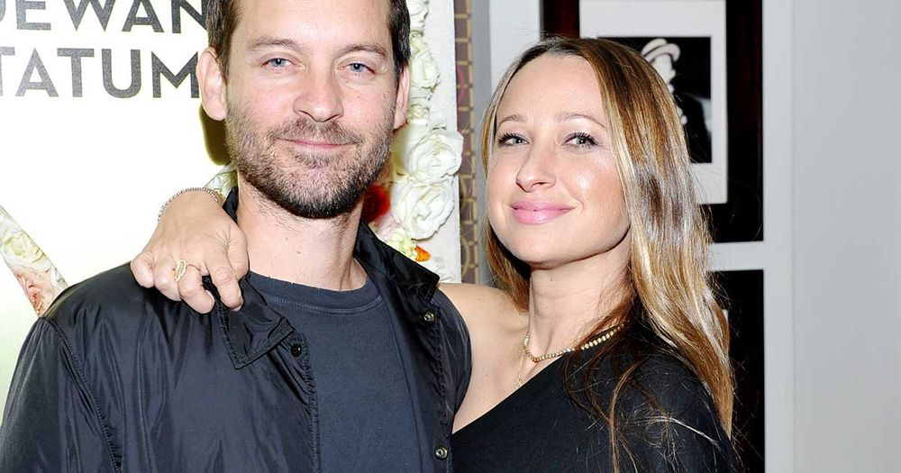 Tobey Maguire Jennifer Meyer (Jewelry Designer)