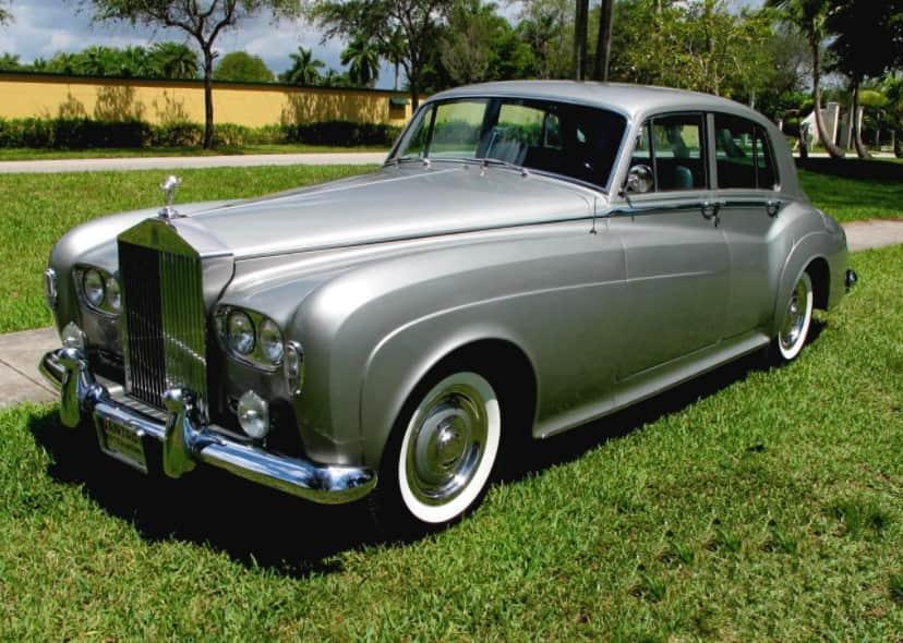 1964 Rolls Royce Silver Cloud