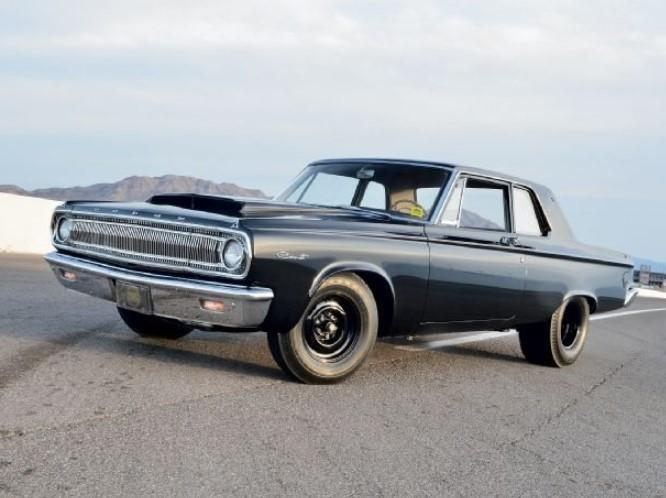 1965 Dodge HEMI Coronet A990