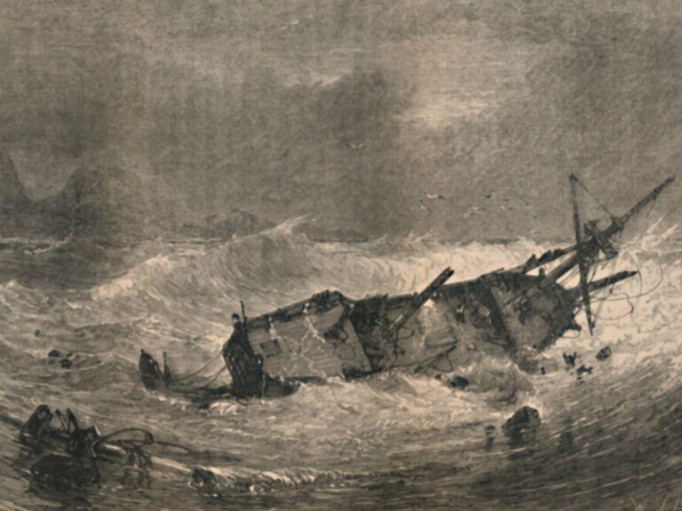 Worst Maritime Disaster